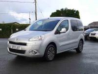 Wheelchair accessible vehicle: Peugeot Partner Tepee