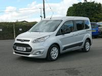 Wheelchair accessible vehicle: Ford Tourneo