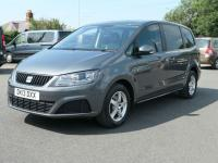 Wheelchair accessible vehicle: Seat Alhambra