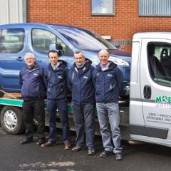 Our team will deliver your new car to your door.