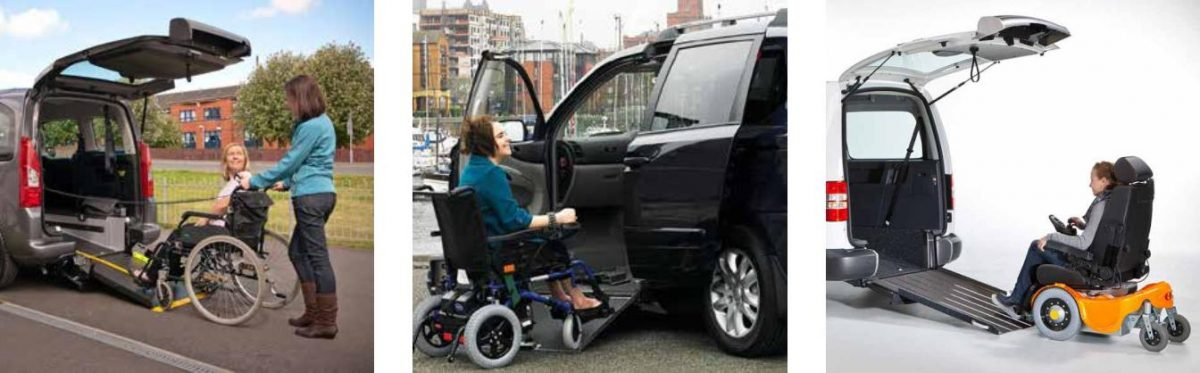 cars with wheelchair access mobility nationwide. Black Bedroom Furniture Sets. Home Design Ideas