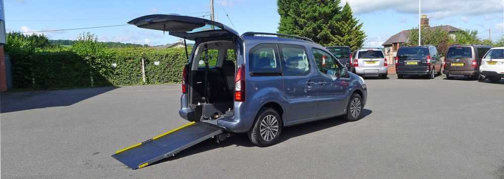 Accessible Vehicle