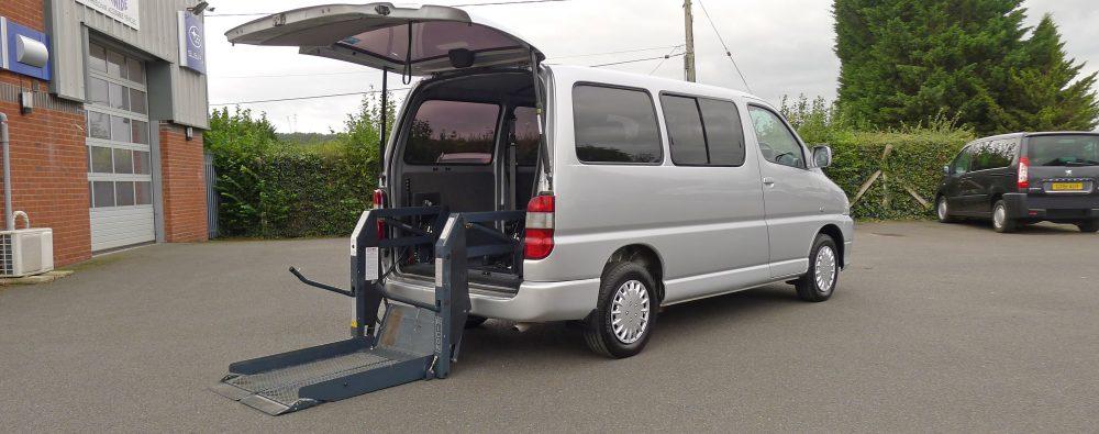 Wheelchair Access Into Car