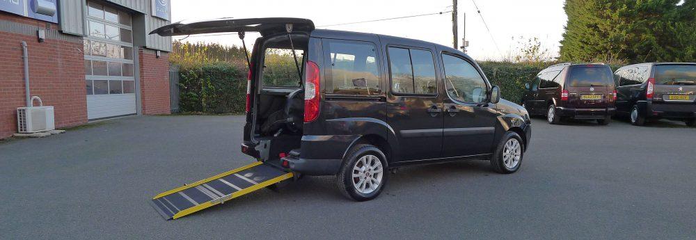 Wheechair Access Into Car