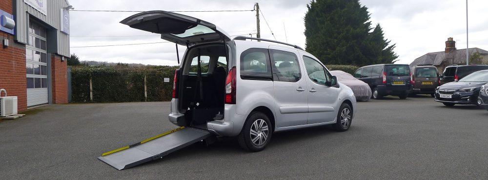 Wheelchair Accessible Car