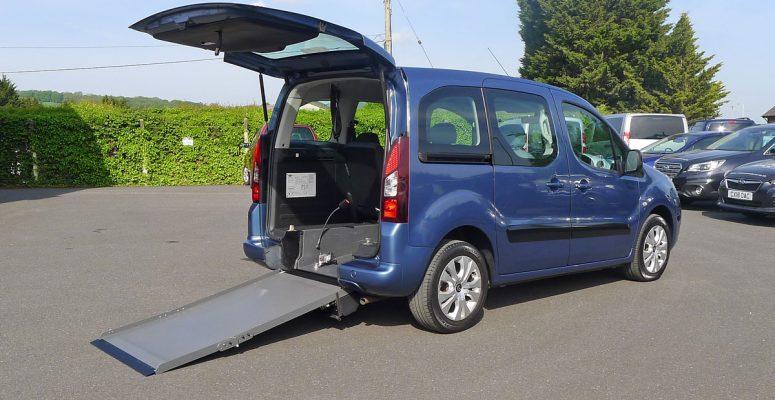 Wheelchair Accessible Citroen
