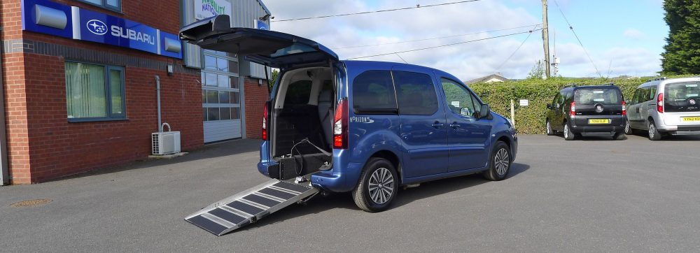 Photo Of Wheelchair Accessible Car