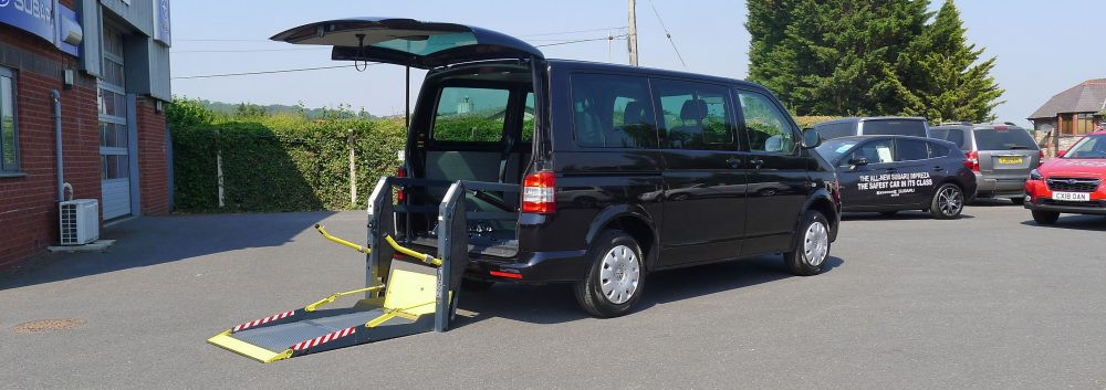 Van To Take Wheelchair