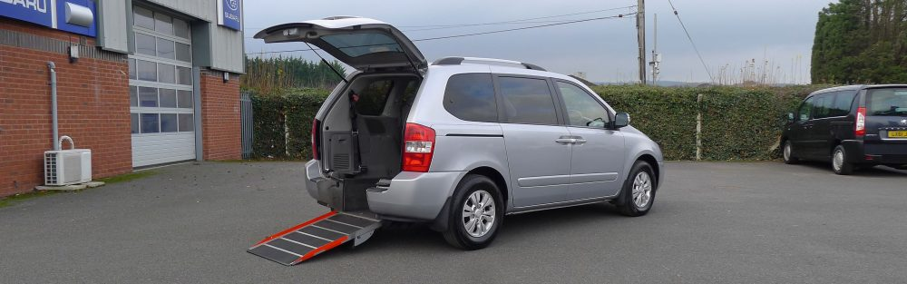 Car To Take Wheelchair In the Back