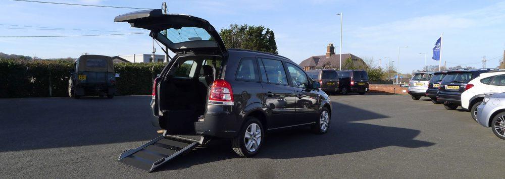 Car To Show Wheelchair Access Vehicle