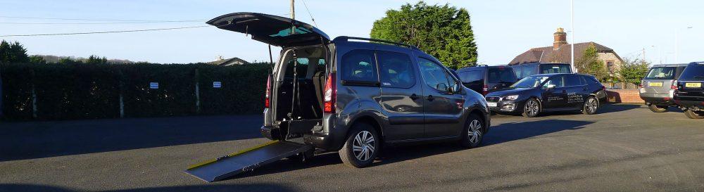 Photo of Vehicle To Take Wheelchair