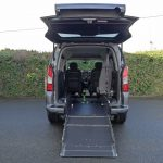 Mobility Nationwide | Wheelchair Accessable Vehicles | Peugeot