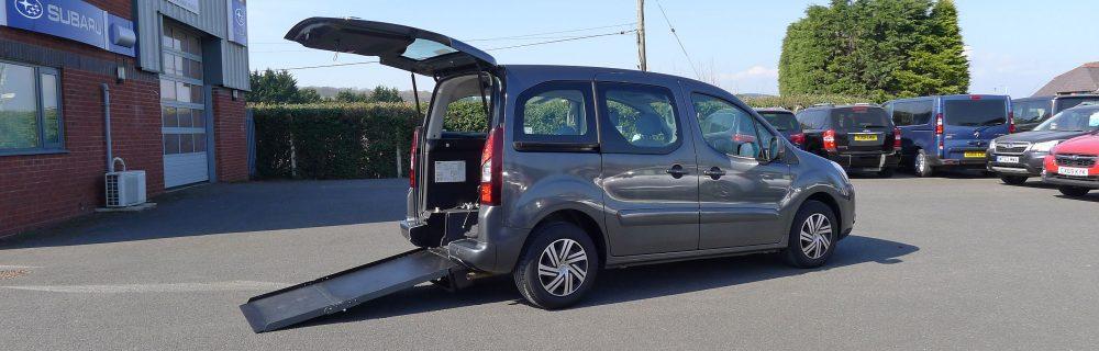 Photo of Car To Take Wheelchair