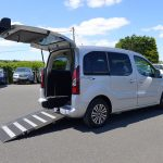 Accessible Vehicle For Wheelchair in yorkshire