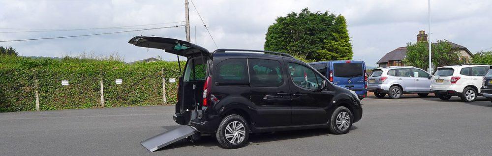 Wheelchair Access Car