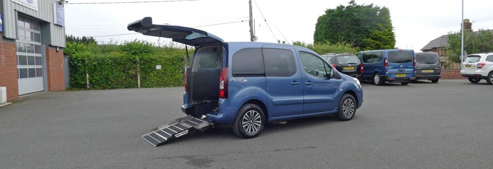 Mobility Nationwide | Wheelchair Accessable Vehicle | Peugeot