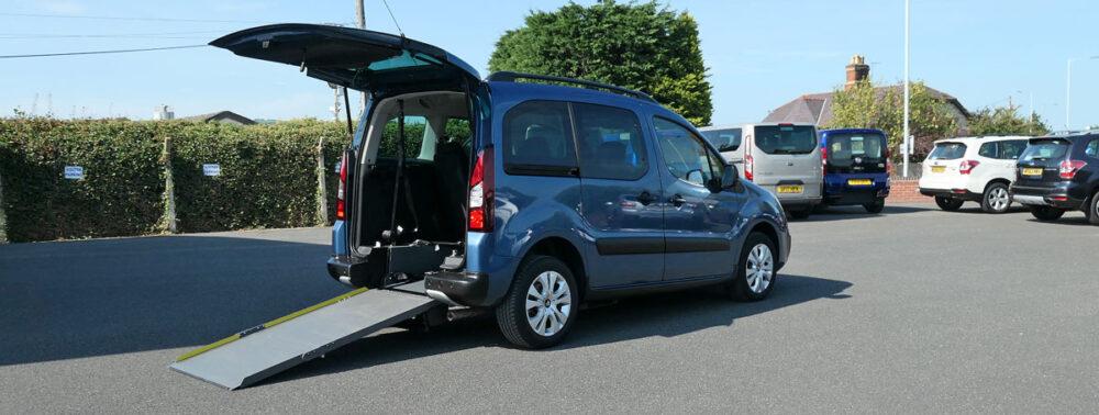 Car To Take Wheelchair