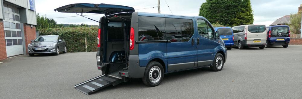 Van To Take Wheelchair