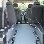 Mobility Nationwide | Used Wheelchair Accessible Vehicles | Citroen Berling Interior