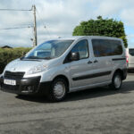 Mobility Nationwide | Used Wheelchair Accessible Vehicles | Peugeot Expert Teepee front side