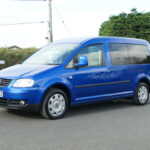 Mobility Nationwide | Used Wheelchair Accessible Vehicles | Caddy Maxi front side