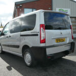 Mobility Nationwide | Used Wheelchair Accessible Vehicles | Expert Teepee rear side