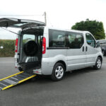 Mobility Nationwide | Used Wheelchair Accessible Vehicles | Renault Trafic Sport