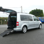 Mobility Nationwide | Used Wheelchair Accessible Vehicles | VW Caddy Maxi ramp