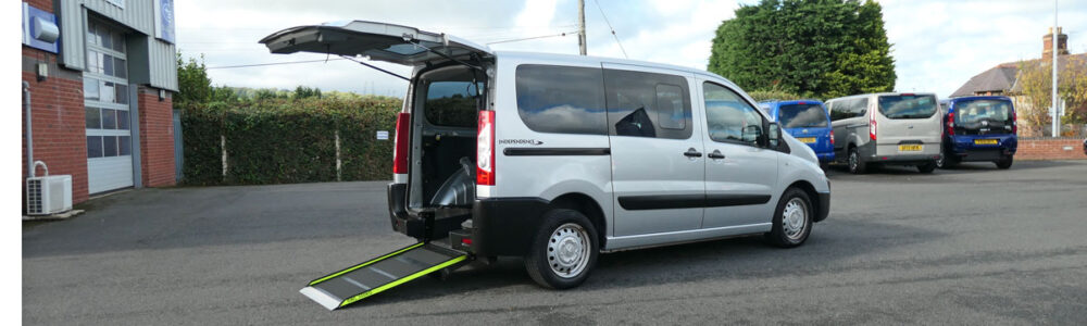 Mobility Nationwide | Used Wheelchair Accessible Vehicles | Expert Teepee