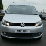 Mobility Nationwide | Used Wheelchair Accessible Vehicles | VW Caddy Maxi