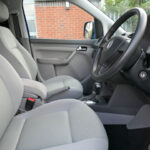 Mobility Nationwide | Used Wheelchair Accessible Vehicles | Caddy Maxi front seats