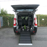 Mobility Nationwide | Used Wheelchair Accessible Vehicles | Peugeot Expert Teepee ramp