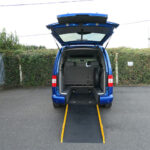 Mobility Nationwide | Used Wheelchair Accessible Vehicles | Caddy Maxi ramp