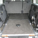 Mobility Nationwide | Used Wheelchair Accessible Vehicles | VW Caddy Maxi stowed ramp