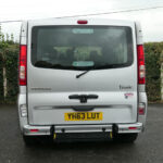 Mobility Nationwide | Used Wheelchair Accessible Vehicles | Renault Trafic rear
