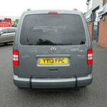 Mobility Nationwide | Used Wheelchair Accessible Vehicles | VW Caddy Maxi Life rear door