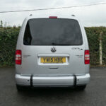 Mobility Nationwide | Used Wheelchair Accessible Vehicles | Caddy Maxi rear