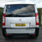 Mobility Nationwide | Used Wheelchair Accessible Vehicles | Expert Teepee rear