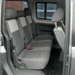 Mobility Nationwide | Used Wheelchair Accessible Vehicles | VW Caddy Maxi Life rear seats