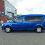 Mobility Nationwide | Used Wheelchair Accessible Vehicles | VW Caddy Maxi side