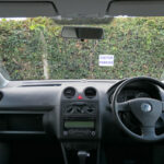 Mobility Nationwide | Used Wheelchair Accessible Vehicles | Caddy Maxi windscreen