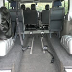 Mobility Nationwide | Used Wheelchair Accessible Vehicles | Renault Trafic wheelchair location
