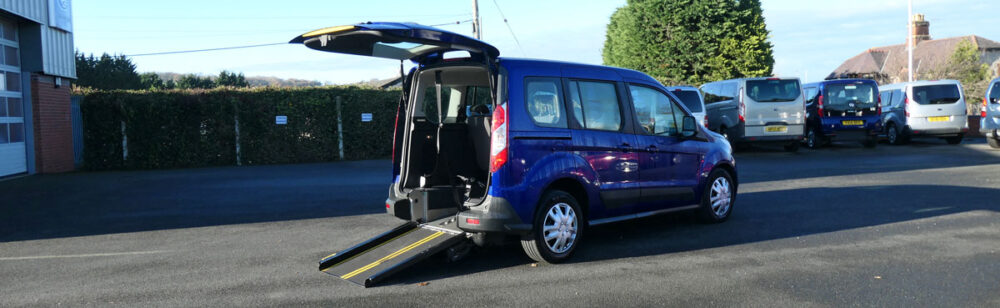 Mobility Nationwide | Used Wheelchair Accessible Vehicles | Ramp