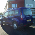 Mobility Nationwide | Used Wheelchair Accessible Vehicles | Ford Tourneo reat side