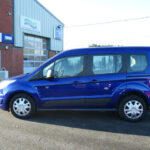 Mobility Nationwide | Used Wheelchair Accessible Vehicles | Ford Tourneo side on