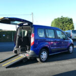 Mobility Nationwide | Used Wheelchair Accessible Vehicles | Ford Tourneo ramp