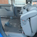 Mobility Nationwide | Used Wheelchair Accessible Vehicles | Forward tilted rear seats