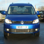 Mobility Nationwide | Used Wheelchair Accessible Vehicles | Caddy Maxi front view