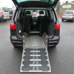 Mobility Nationwide | Used Wheelchair Accessible Vehicles | Rear ramp