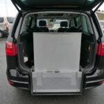 Mobility Nationwide | Used Wheelchair Accessible Vehicles | Stowed ramp